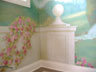 French Country Bath Mural